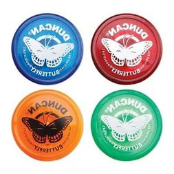 Duncan Butterfly Yo-Yo - Free String Included  - Choice of C