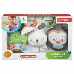 Fisher-Price Forest Friends Gift Set Baby Infant Baby Toy Ra