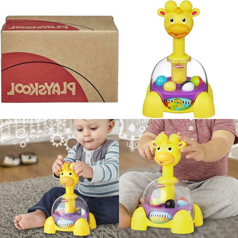 giraffalaff tumble top spinning and popping cause