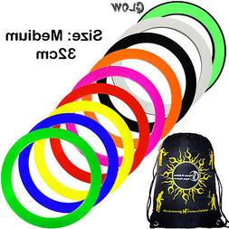 Mr Babache Pro Juggling Rings  Price is for 1 juggling Ring