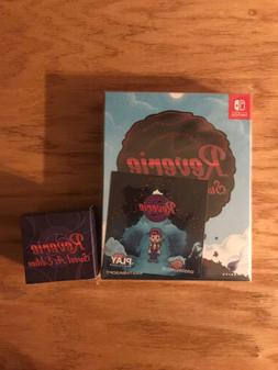 Nintendo Switch Limited Edition Reverie Sweet As Edition + Y